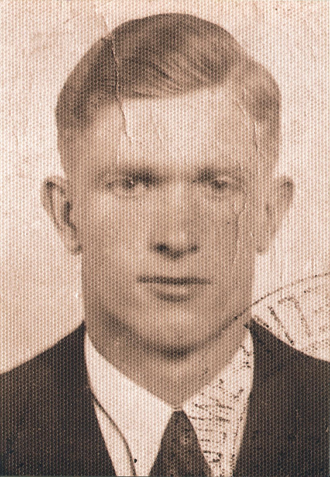 Sługa Boży Leon Hirsch ( w cywilu)