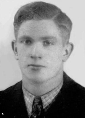 Sługa Boży kleryk nowicjusz Leon Łukasz Hirsz ( 1917 – 1941)